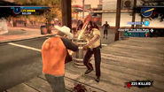 Dead rising 2 case 0 spiked bat on porch of dirty