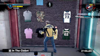 Dead rising 2 justin tv skater outfit in the closet