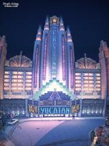 Dead rising Yucatan Casino panorama facade