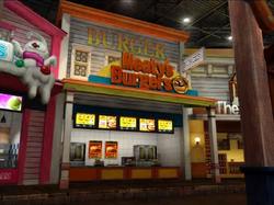 Dead rising meatys burgers