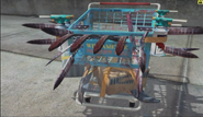 Dead rising weapons cart