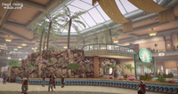 Dead rising Palisades Mall grotto (4)