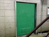 Dead rising security room doors green