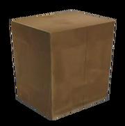 Dead rising cardboard box