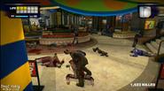 Dead rising mailbox killing zombie