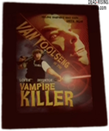 Dead rising movie poster van toolseng vampire killer