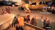 Dead rising 2 Case 0 quarantine zone jumping from vehicles (9)