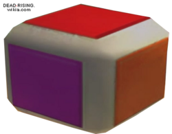Dead rising Toy Cube