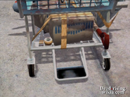 Dead rising weapon cart close up (3)