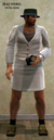 Dead rising clothing Gromins white skirt