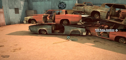 Dead rising case 0 safe house items auto yard rake