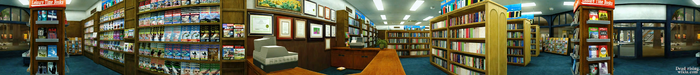 Dead rising Everyone Luvs Books Panorama