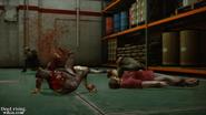 Dead rising queen cutscene