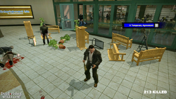 Dead rising entrance plaza items (3)