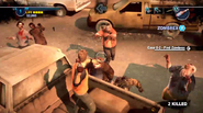 Dead rising 2 Case 0 quarantine zone jumping from vehicles (5)