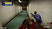 Dead rising queen infected zombie