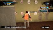 Dead rising 2 case 0 white cowboy hat uncle bills