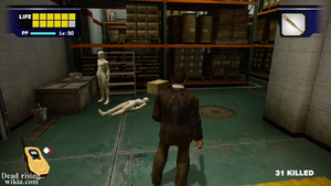 Dead rising walkthrough (2) a warehouse
