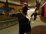 Dead rising pies on zombies