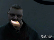 Dead rising shampoo in zombies mouths