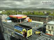 Dead rising main street beginning of game (8)