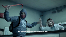 Dead rising 2 Find Katey Zombrex cutscene justin tv (13)