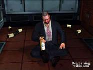 Dead rising The Drunkard Gil drinking (2)
