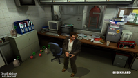 Dead rising case 2-1 security room food
