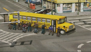 Dead rising 192 no genre copter pics surrounded bus (2)
