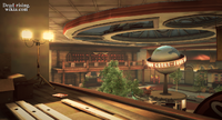 Dead rising Food Court upper platform
