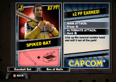 Dead rising case 0 combo card spiked bat 2