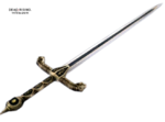 Dead rising Ceremonial Sword
