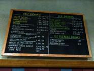 Dead rising menu colombian al fresca plaza