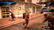 Dead rising 2 case 0 queen throwing 203 killed