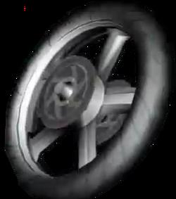 Dead rising 2 case 0 wheel