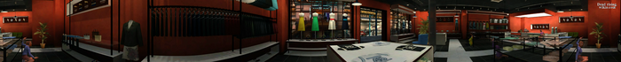 Dead rising Lovely Fashion House 2 PANORAMA