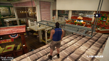 Dead rising food court atop stores (2)
