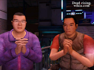 Dead rising japanese tourists bowing