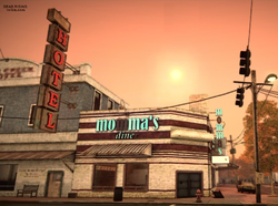 Dead rising case 0 mommas diner