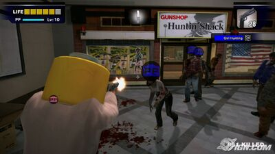 Dead rising IGN handgun