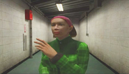 Dead rising leah in warehouse