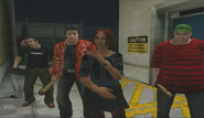 Dead rising saving 5 survivors at once early game bill burt leha sophia aaron