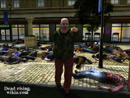 Dead rising zombie gordon