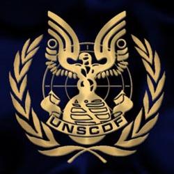 """""""United Nations Space Command (U.N.S.C)""""United Nations Space Command (U.N.S.C)"""