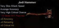 JediHammer