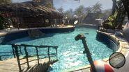 Di-resort outdoor pool