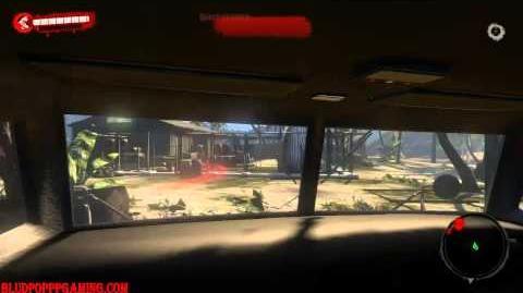 Dead Island Walkthrough - Main Story - Misery Wagon