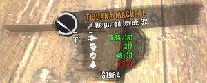 Tijuana Machete