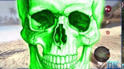 Dead Island Green Skull *BEST QUALITY* Location & Drop Off