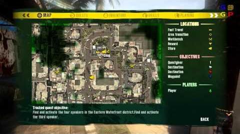 Dead Island - Id Card 36 Location